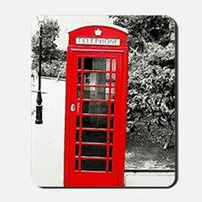 BeFunky_Watercolor_1 PHONE BOOTH Mousepad