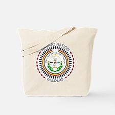 Navajo Nation Welders Tote Bag