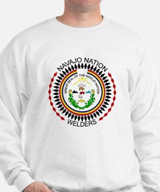 Navajo Nation Welders Sweatshirt