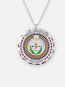 Navajo Nation Welders Necklace