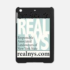 Dont Frack Me! REALNYS.COM iPad Mini Case
