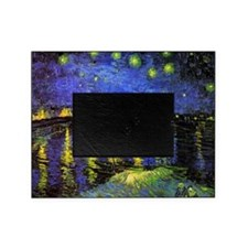 Van Gogh Starry Night Over The Rhone Picture Frame