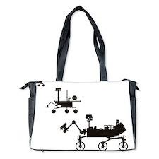 Mars Rovers Diaper Bag