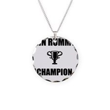 gin rummy champ Necklace