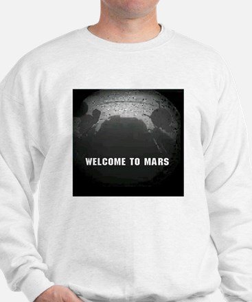 Welcome to Mars Sweatshirt