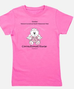 correctional nurse week Girl's Tee