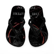The Whispers of the Fallen Flip Flops
