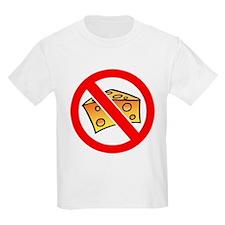 No Cheese Heads! T-Shirt