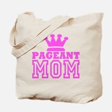 Pageant Mom Pink Generic Tote Bag