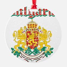 Bulgarian Coat Of Arms Ornament