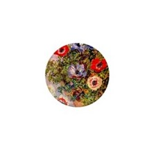 anemonen Mini Button