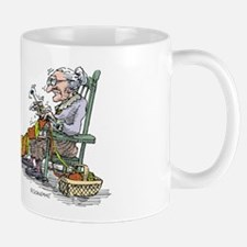 Grandma Knitting Frenzy Mug