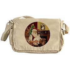 Santa - Turkish Van 52 Messenger Bag