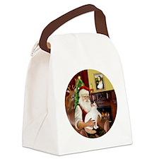 Santa - Turkish Van 52 Canvas Lunch Bag