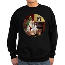 Santa - Turkish Van 52 Sweatshirt