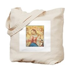 Madonna del Rosario Tote Bag