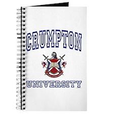 CRUMPTON University Journal