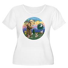 St Francis -  T-Shirt