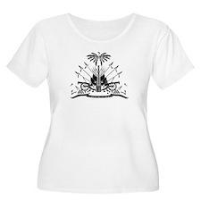 Haiti Coat Of T-Shirt