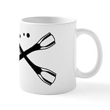 Scuba Fish Blk Mug