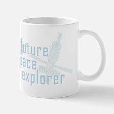 Future Space Explorer Mug