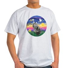 Twilight - Silberian cat T-Shirt