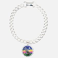 Twilight - Silberian cat Bracelet