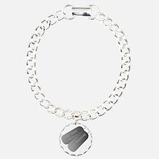 My Aunt Survived Basic T Charm Bracelet, One Charm