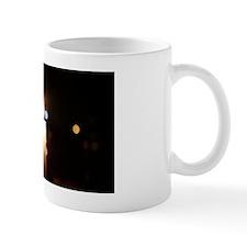 Lit Candle Mug