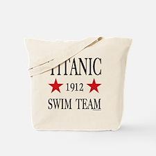 SwimTeam12x12TRANS Tote Bag