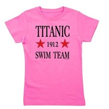 SwimTeam12x12TRANS Girl's Tee