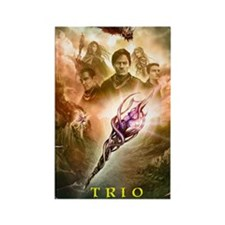 TRIO -The HEROES Trilogy Rectangle Magnet