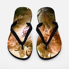 TRIO -The HEROES Trilogy Flip Flops