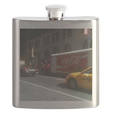 Coke at City Center Flask