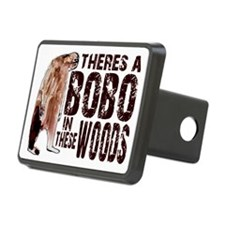 Bobo in These Woods - Find Hitch Cover