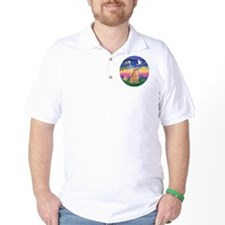 Twilight - Orange tabby T-Shirt