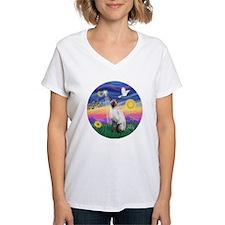 Twilight-Siamese cat (ChocP Shirt