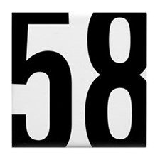 58 Tile Coaster