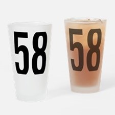 58 Drinking Glass