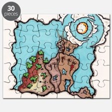 santa fe house Puzzle
