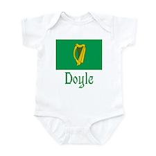 Cute St patricks day doyle Infant Bodysuit