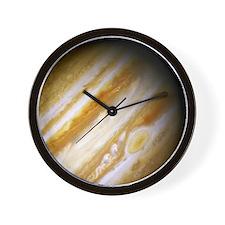 queen_duvet Wall Clock