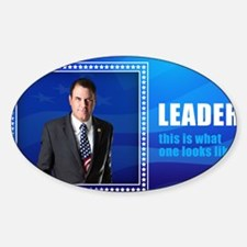 Leader: Alan Grayson Decal