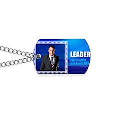 Leader: Alan Grayson Dog Tags