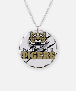Lebanon Tigers 3 Necklace