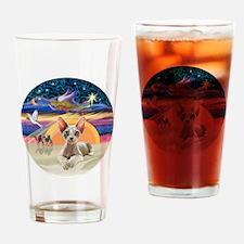 C-Angel - Sphync cat (ld) Drinking Glass