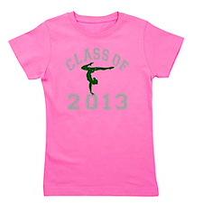 Class Of 2013 Gymnastics Girl's Tee