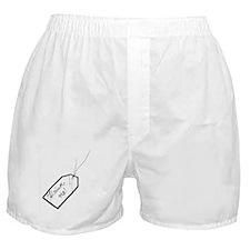 Drink Me! Boxer Shorts