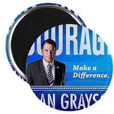 Courage: Alan Grayson Magnet