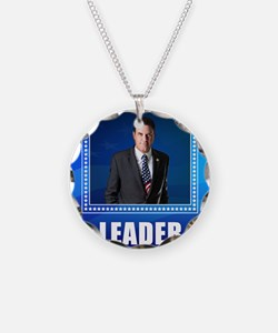 Leader: Alan Grayson Necklace